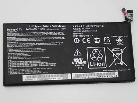 Batterie pour ASUS C11-EP71