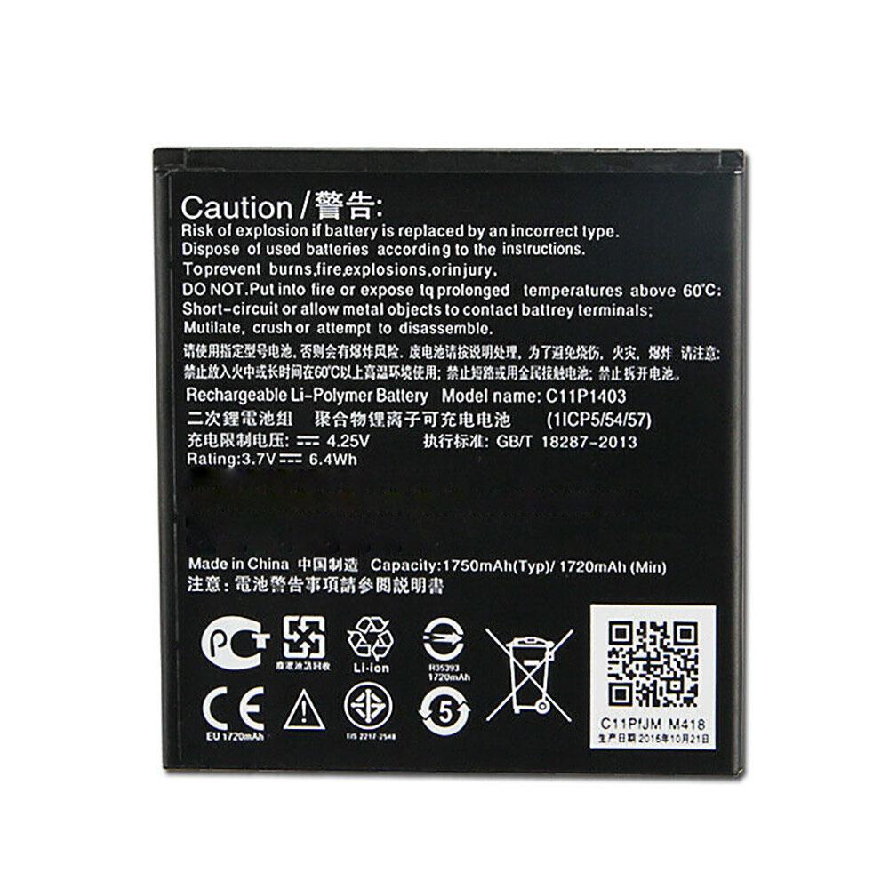 Batterie pour ASUS C11P1403