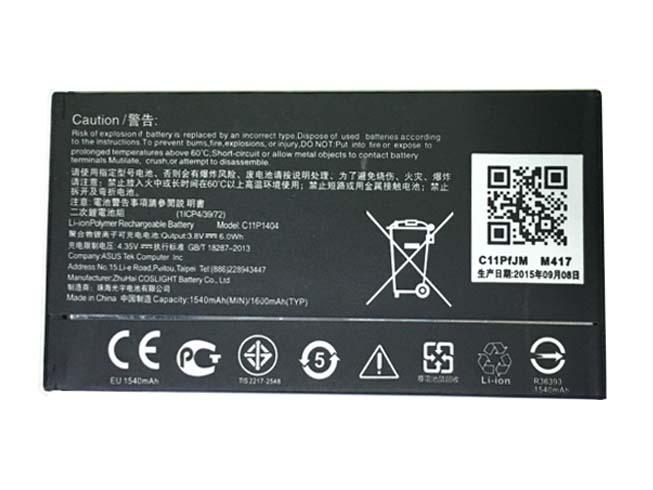 Batterie pour ASUS C11P1404