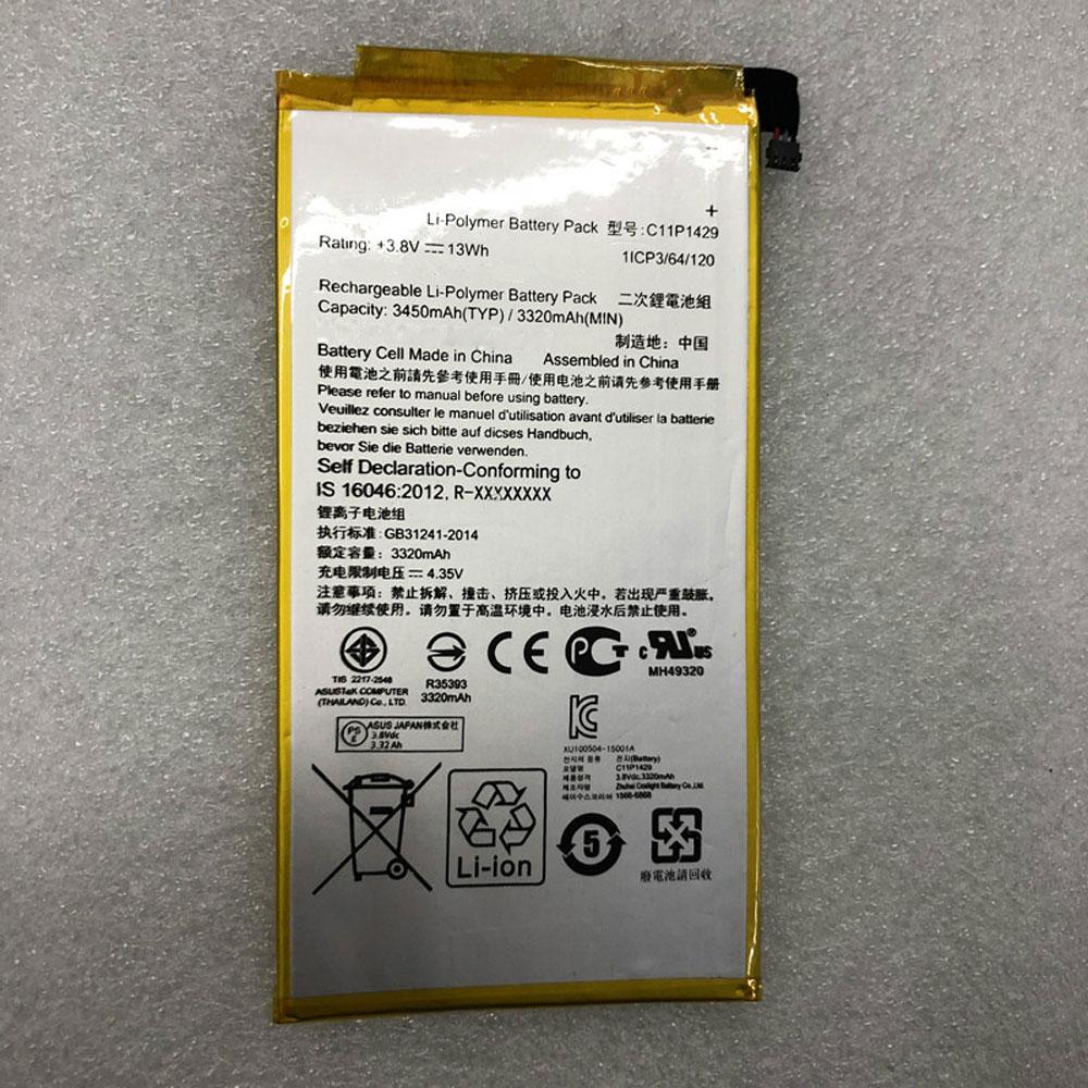 Batterie pour ASUS C11P1425