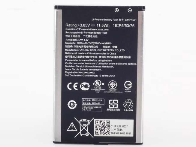 Batterie pour ASUS C11P1501