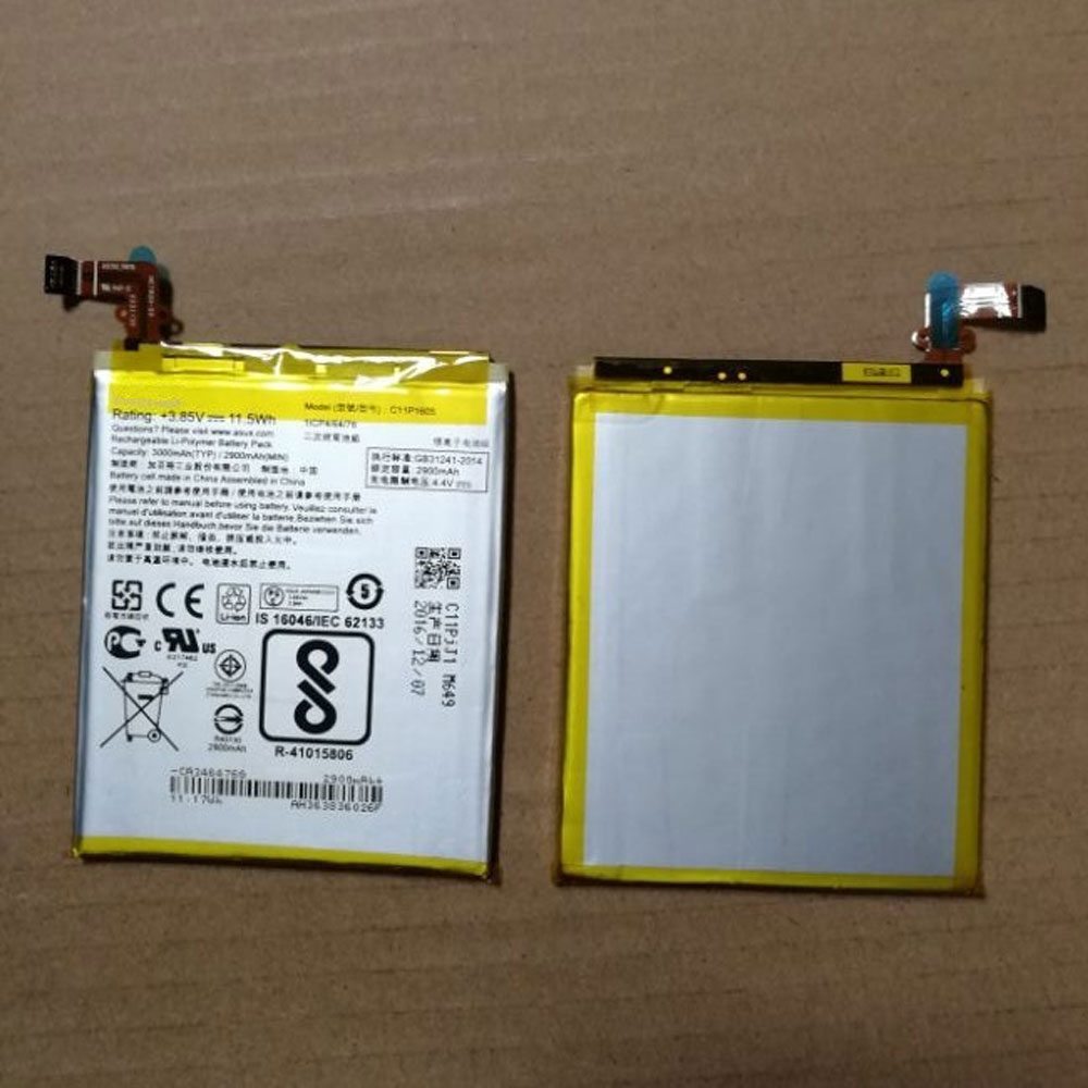 C11P1605 pc batteria