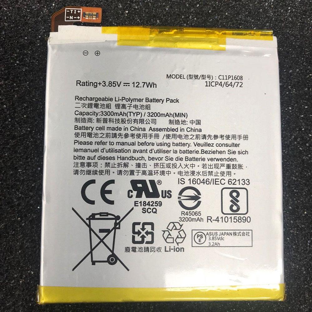 C11P1608 pc batteria