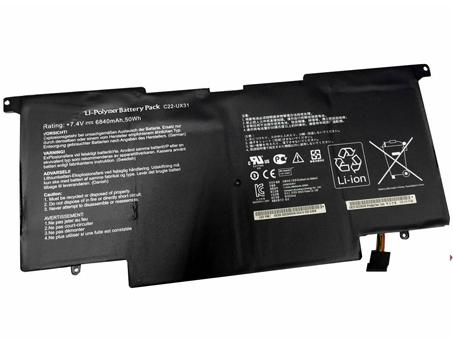Batterie pour ASUS C22-UX31
