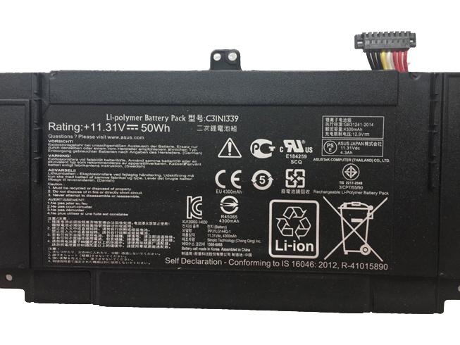 Batterie pour ASUS ASU2829