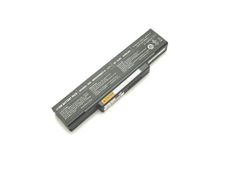 Batterie pour CLEVO 87-M66NS-4C4