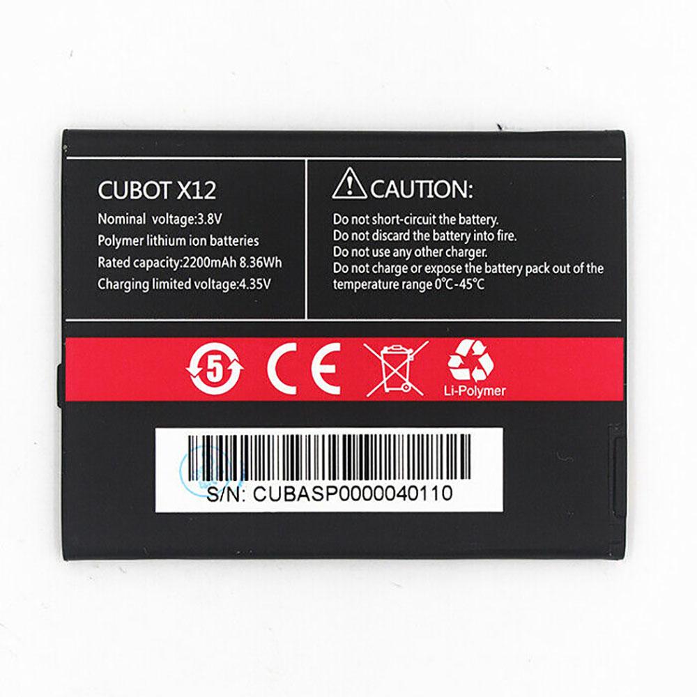 Batterie pour CUBOT X12