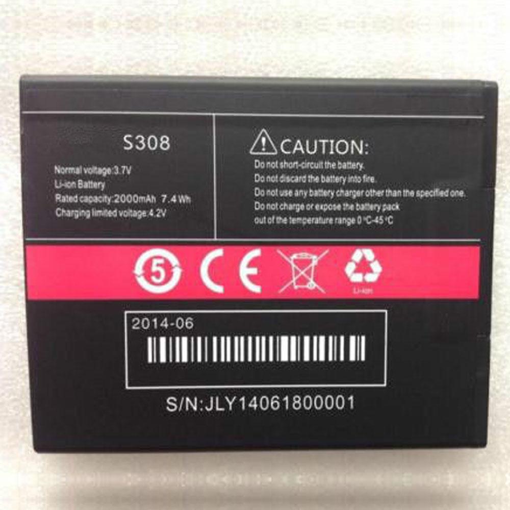 Batterie pour CUBOT S308