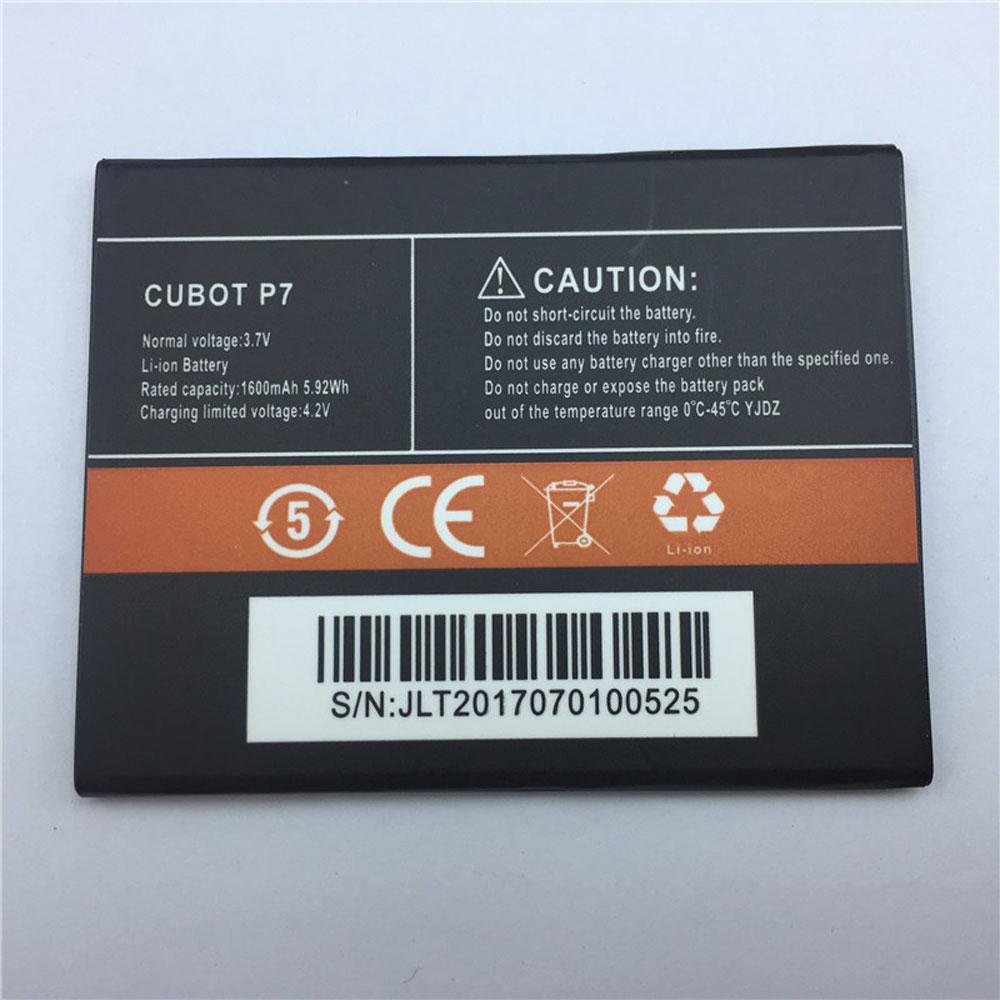 P7 pc batteria
