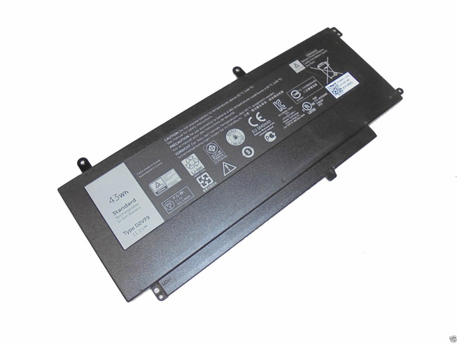 Batterie pour DELL D2VF9
