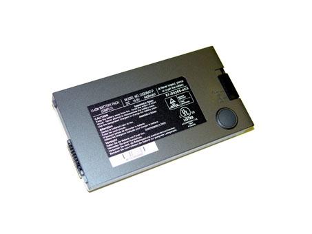 Batterie pour CLEVO D520BAT-P