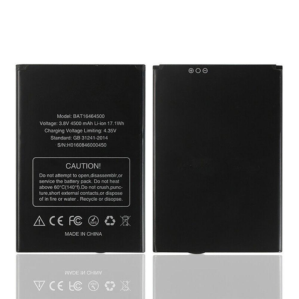 Batterie pour DOOGEE BAT16464500