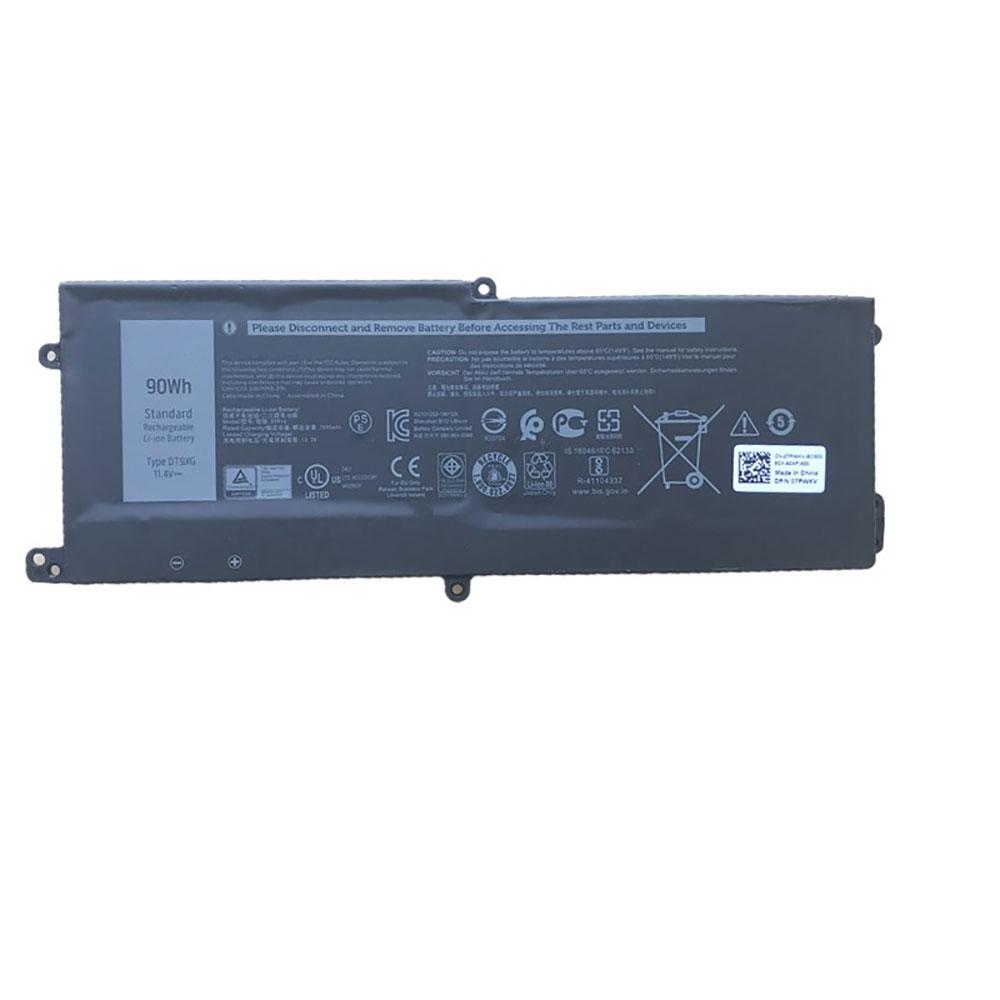 Batterie pour DELL DT9XG