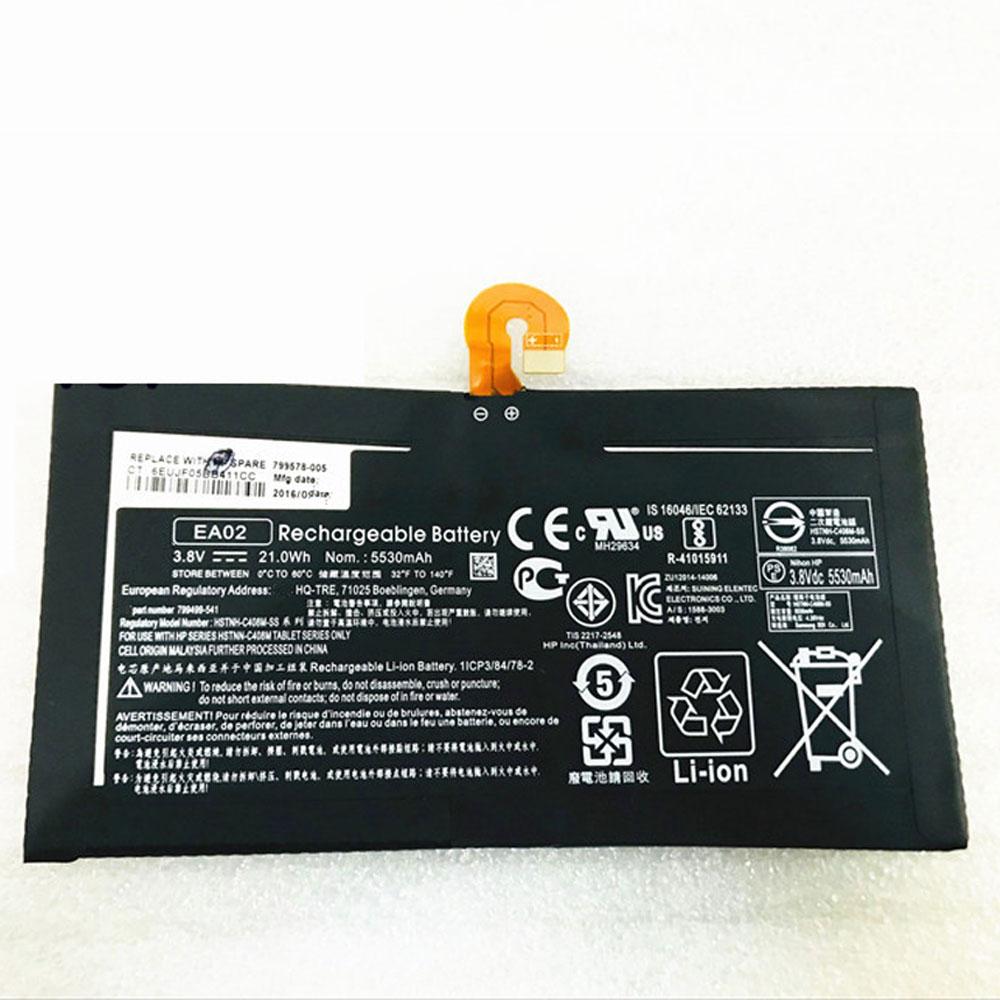 EA02 batteria