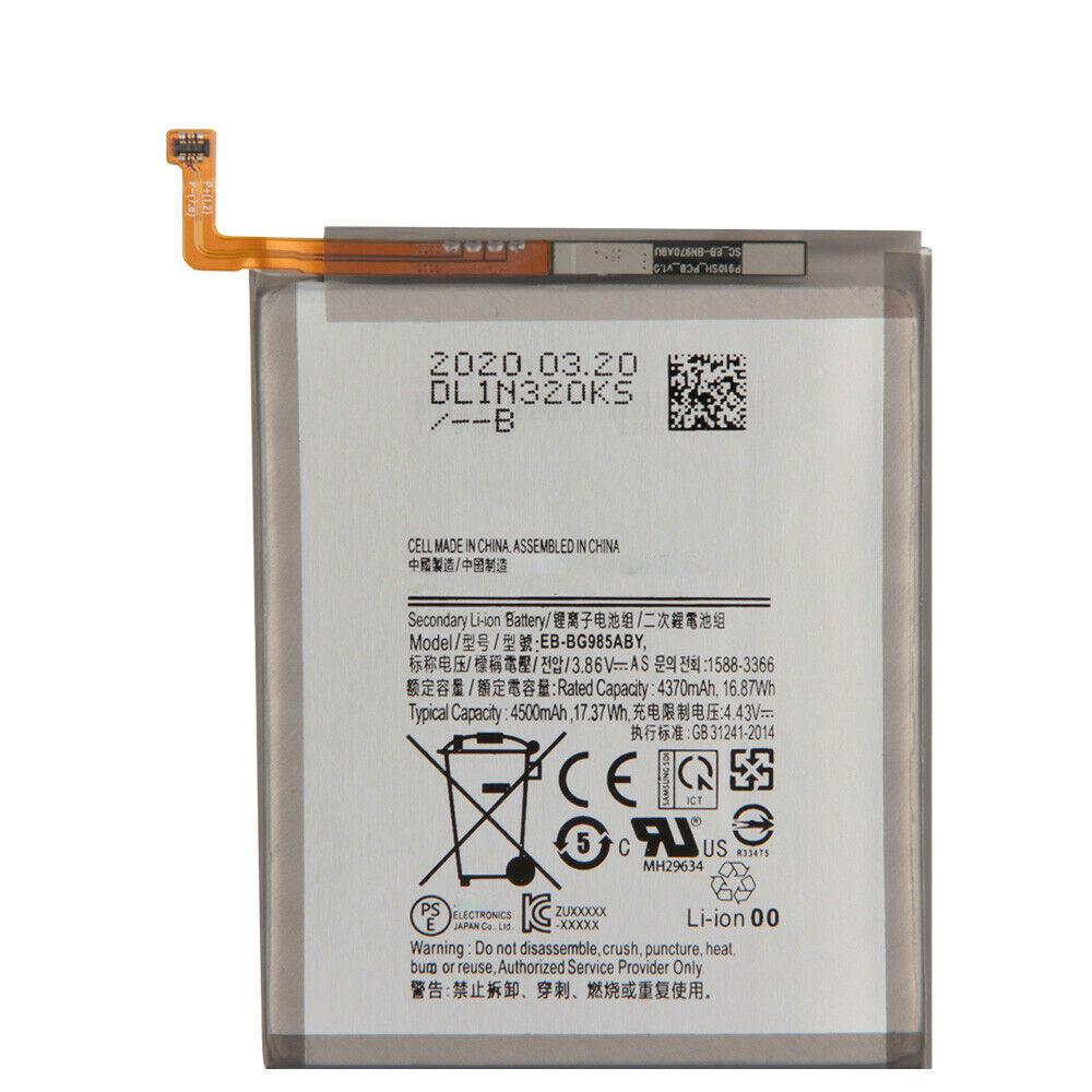 Batterie pour SAMSUNG EB-BG985ABY