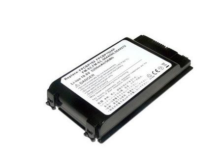 Batterie pour Fujitsu LifeBook A1110 A1130 V1010 V1020 V1040LA