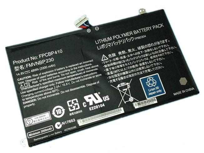 Batterie pour FUJITSU FPCBP410