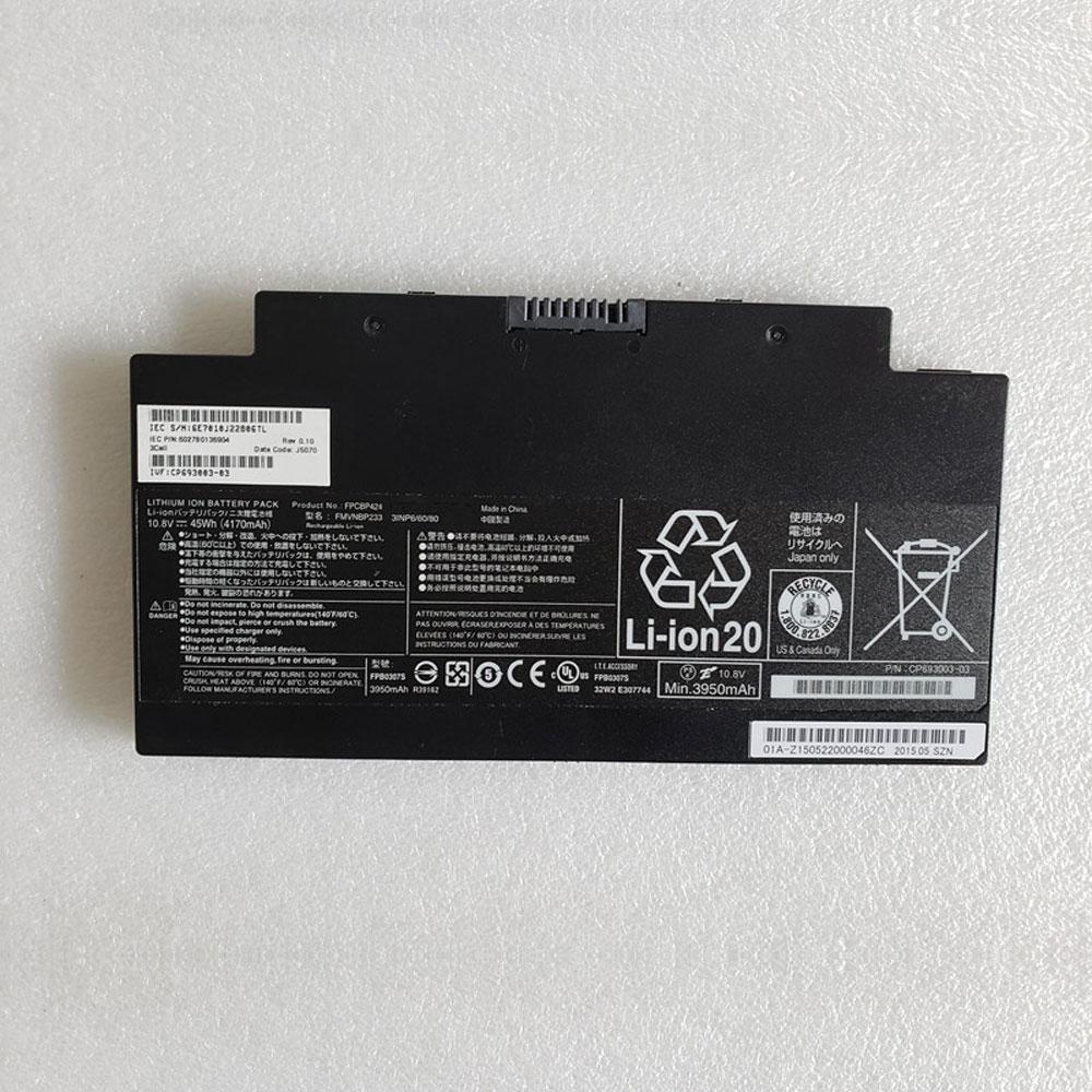 Batterie pour FUJITSU FPCBP424