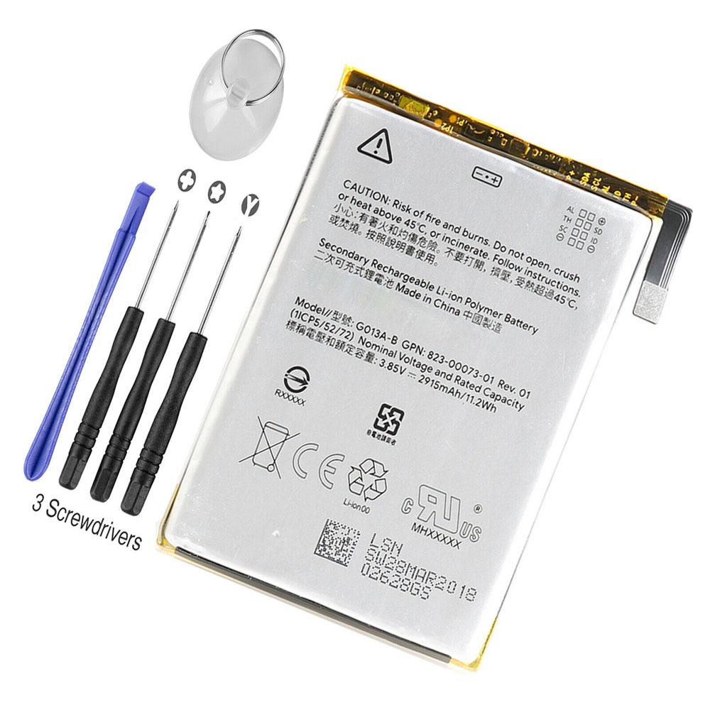 Batterie pour GOOGLE G013A-B