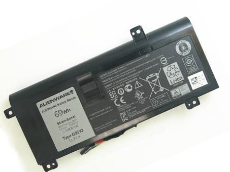 Batterie pour DELL 0G05YJ