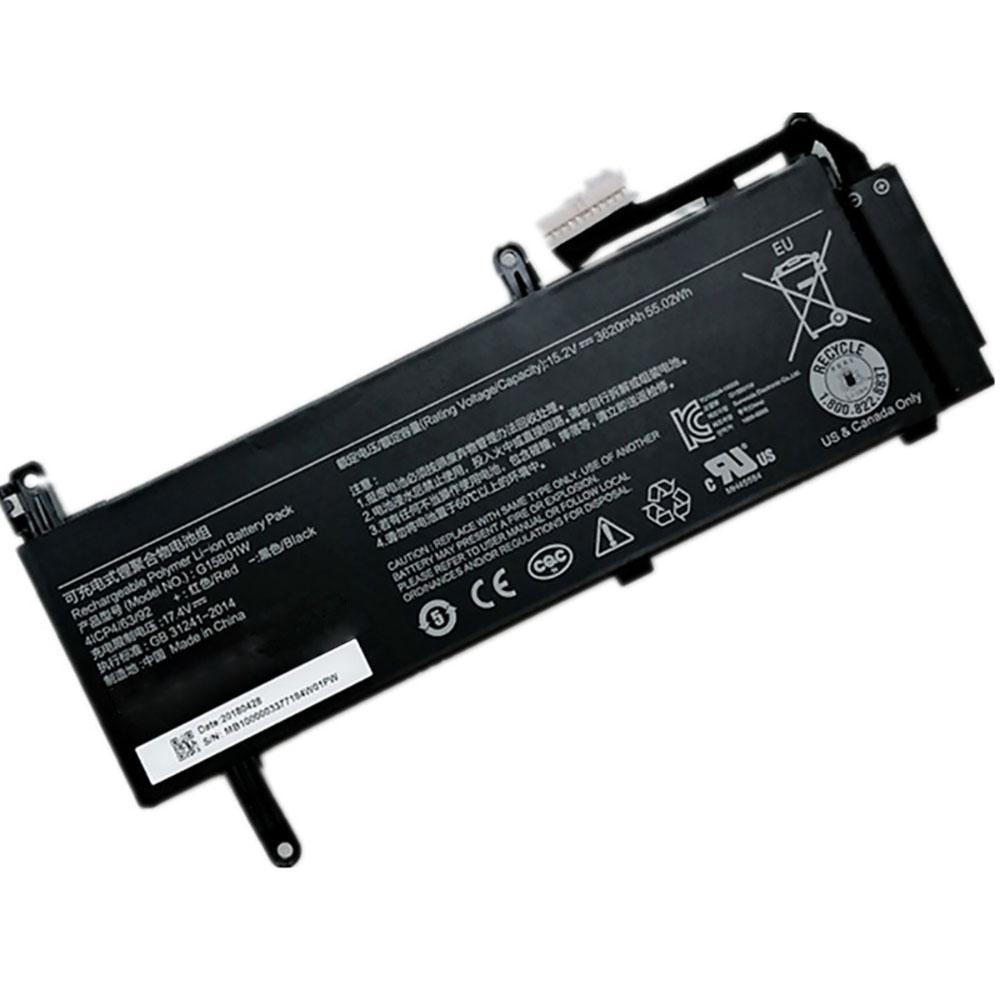 G15B01W pc batteria