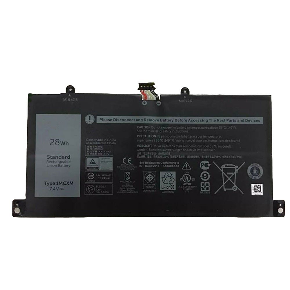 1MCXM pc batteria