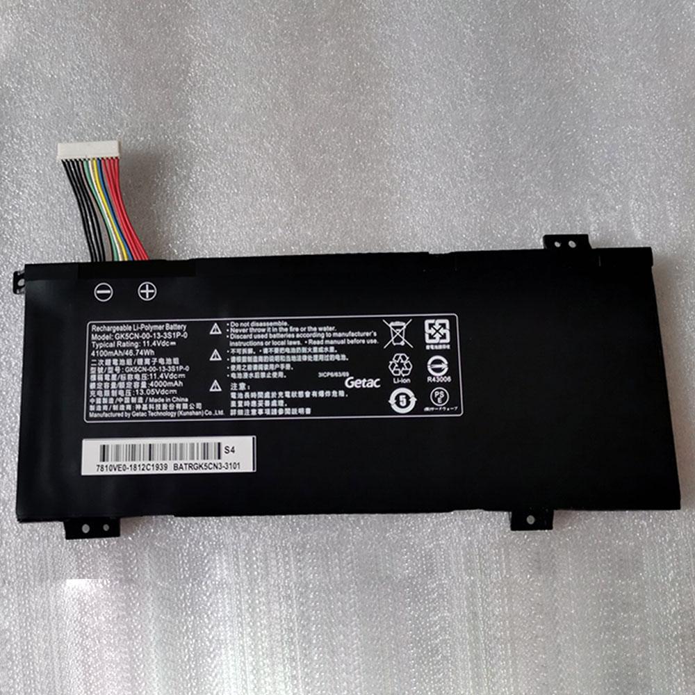 GK5CN-00-13-3S1P-0 pc batteria