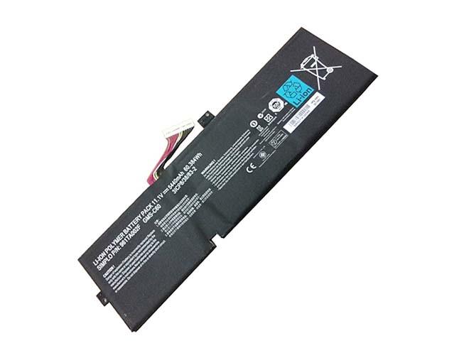 Batterie pour RAZER GMS-C60