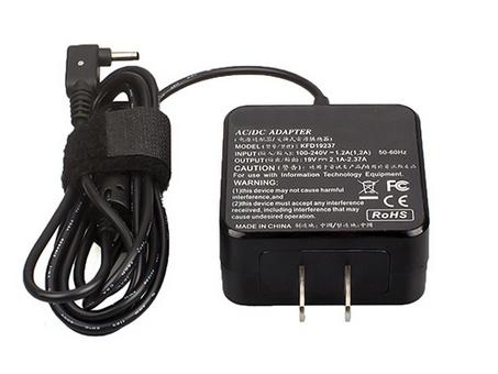 Batterie pour AC 100-240V 50-60Hz 1.0A DC 19V 1.75A-2.37A 33W Asus X453m X453MA F553M X553MA D553MA 15.6