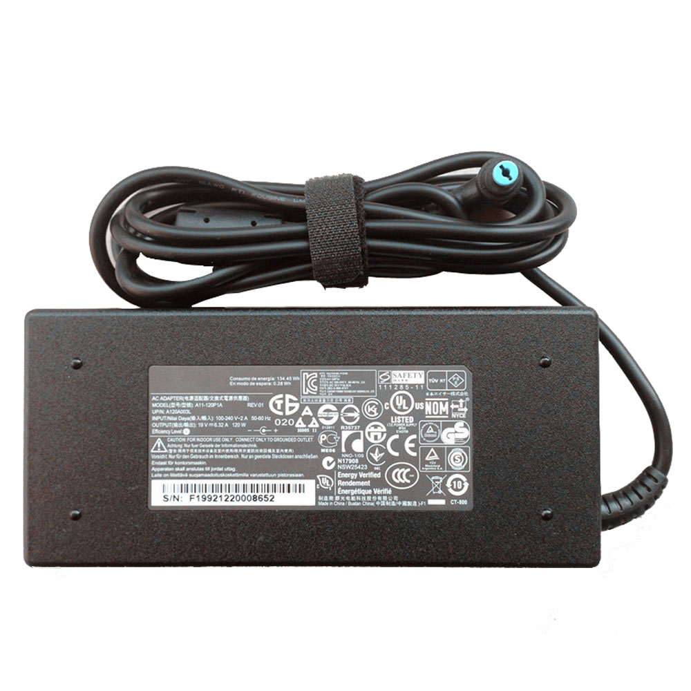 Batterie pour 100-240V 50-60Hz(for worldwide use) 19V 6.32A 120W Acer Aspire V3-771G-9441