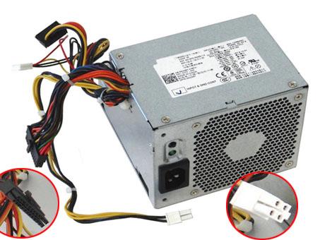 Batterie pour 100-120V or 200-240V  DELL OptiPlex 760 780 DT L255P-01 WU123 255W Power Supply