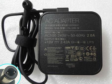 Batterie pour AC 100V - 240V   50-60Hz 19V-3.42A,65W Asus X550LB-NH52 R33030 N17908EXA1208UH EXA1208EH