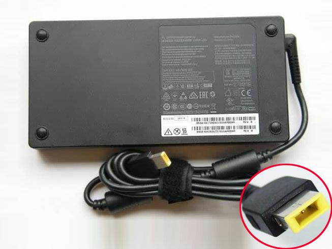 Batterie pour 100-240V  50-60Hz (for worldwide use) 20V 11.5A, 230W  Lenovo 20V 11.5A 230W Slim