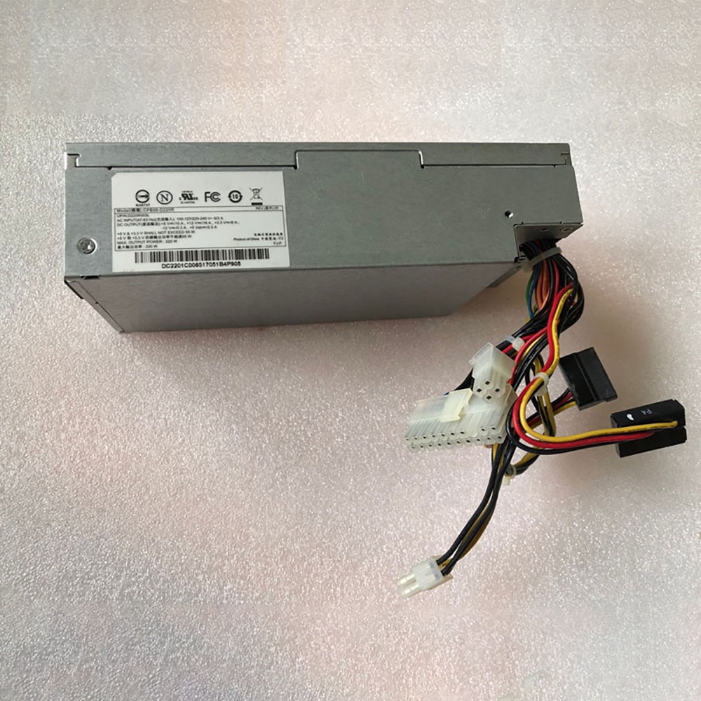 Batterie pour 100-127V ~ / 6A - 220V-240V ~ / 3A 50Hz-60Hz 88 -264Volts Ac 220W 60/50Hz Acer Aspire X3990 XC-105 XC100 XC600 Computer Power Supply 220 Watt PS 5221
