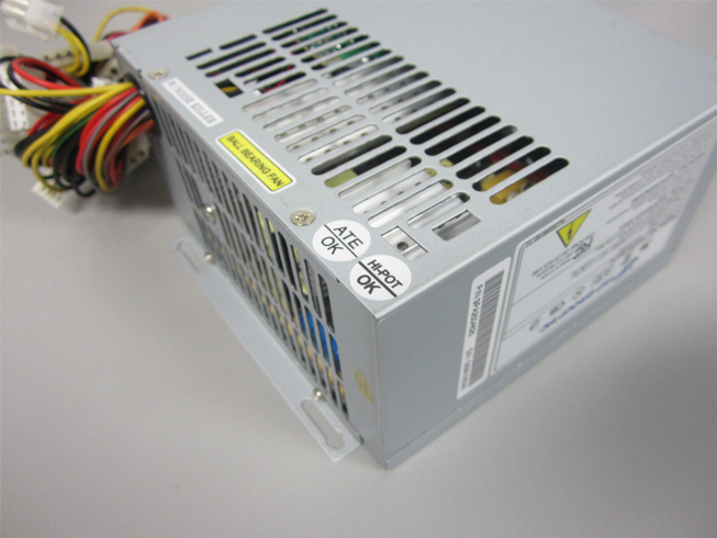 250W pc batteria
