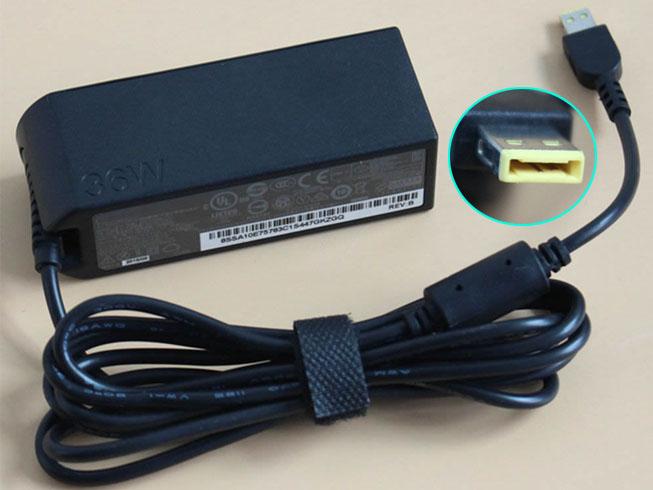 Batterie pour 100-240V 50-60Hz (for worldwide use) 12v 3A / 36W Lenovo ThinkPad 10 & Helix 2 Tablet ADLX36NCC2A PSU