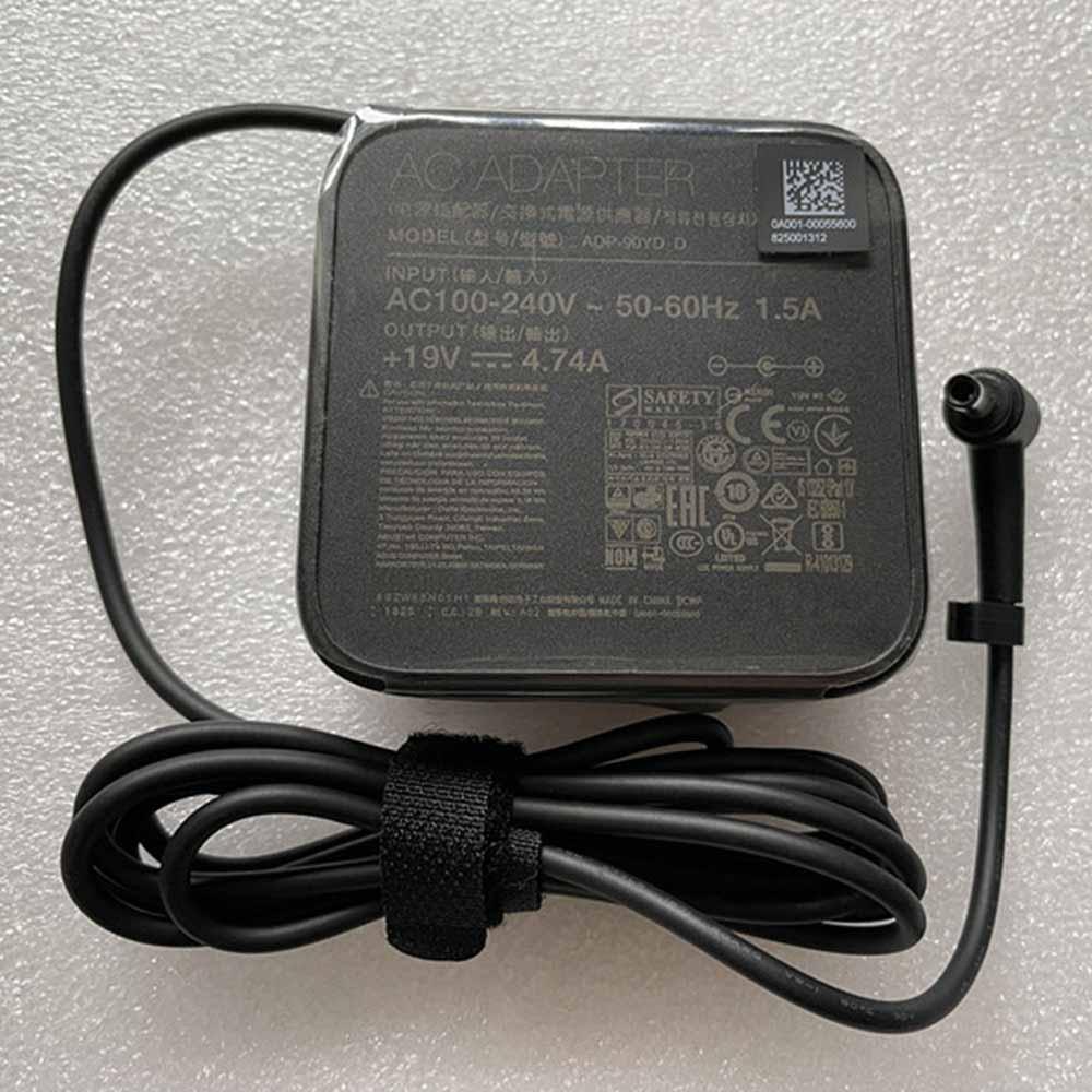 Batterie pour 100-240V 50-60Hz 19V - 4.74A,90W  Asus B43V B53V