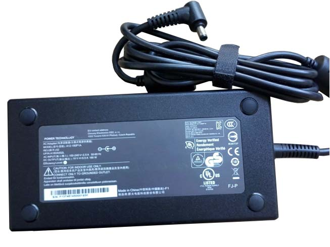 Batterie pour 100-240V 2.5A  50-60Hz (for worldwide use) 19.5V 9.2A 180W MSI GT70 2PC-1043US