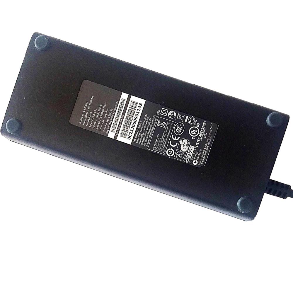 Batterie pour AC 100-240V~2A, 47-63Hz DC 12V / 9.6A; 5Vsb-1A 120W Microsoft Xbox 360E Game Console Power adattatore