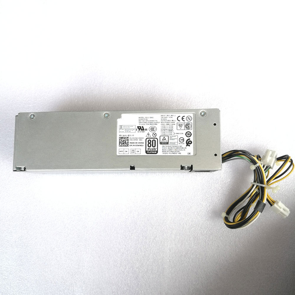Batterie pour 100-240V ~4.0A,50-60Hz +12VA==/16.5A +12VB==/16.0A Dell Optiplex 3050 5050 7050