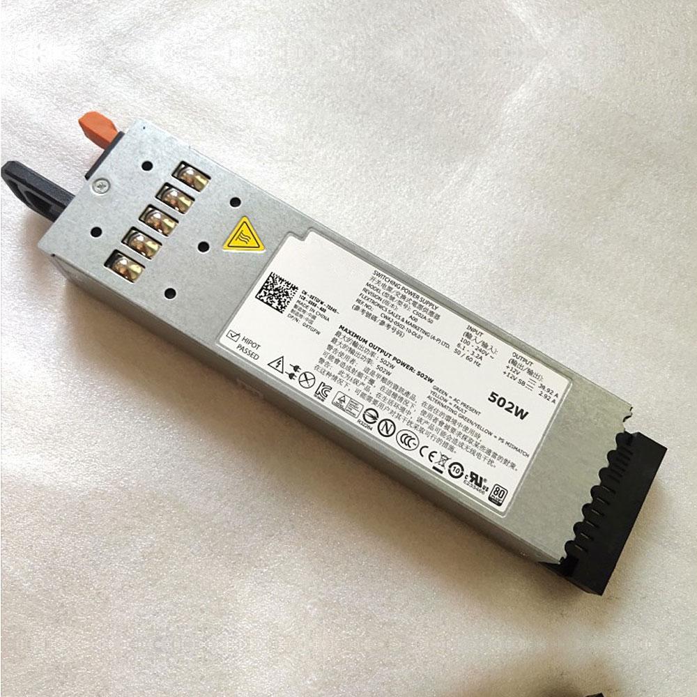 Batterie pour 100-240V ~6.1-3.2A  50/60Hz +12V == 38.92A Dell Poweredge R610