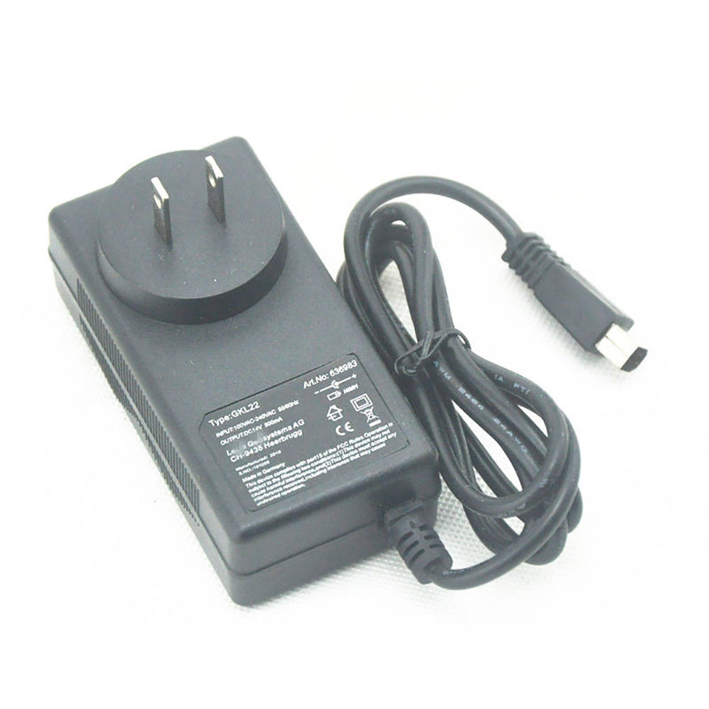 Batterie pour AC 100-240V/50-60Hz DC 14V 800mA LEICA GEB70 GEB77 GEB79 GEB87 GEB187 GEB171