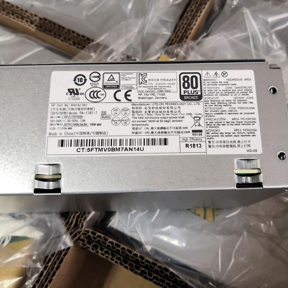 Batterie pour 100-240V~/50Hz-60Hz,3.6A 180W Max 6PIN HP 280 G2 SFF