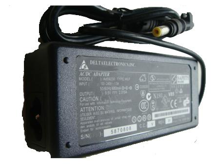 Batterie pour AC 100V - 240V 1.0A 50/60Hz DC 9.5V 2.5A ASUS Eee PC 700 701SD serie
