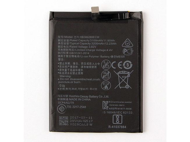 Batterie pour HUAWEI HB386280ECW
