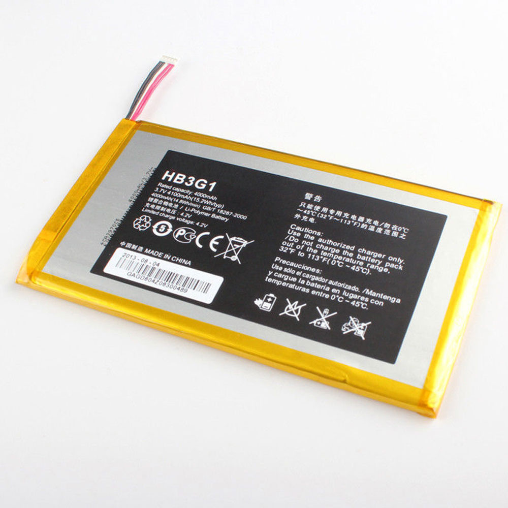 HB3G1 pc batteria