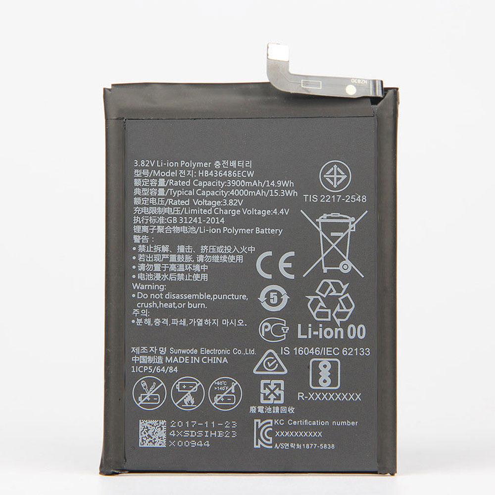 HB436486ECW pc batteria