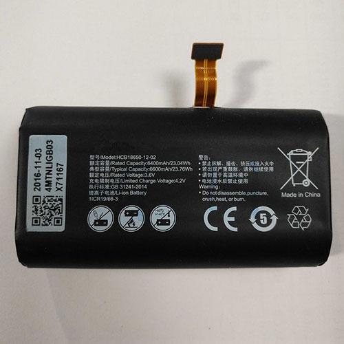 HCB18650-12-02 pc batteria