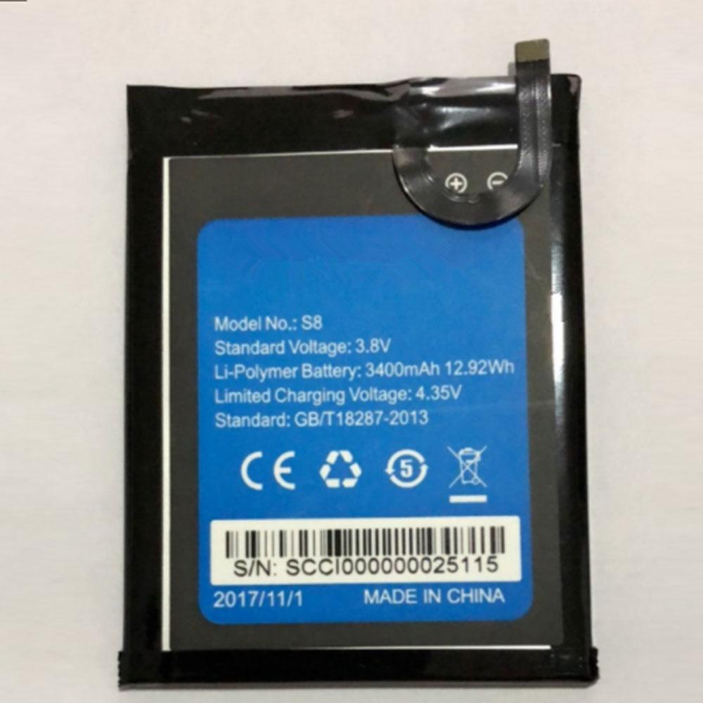 Batterie pour HOMTOM S8