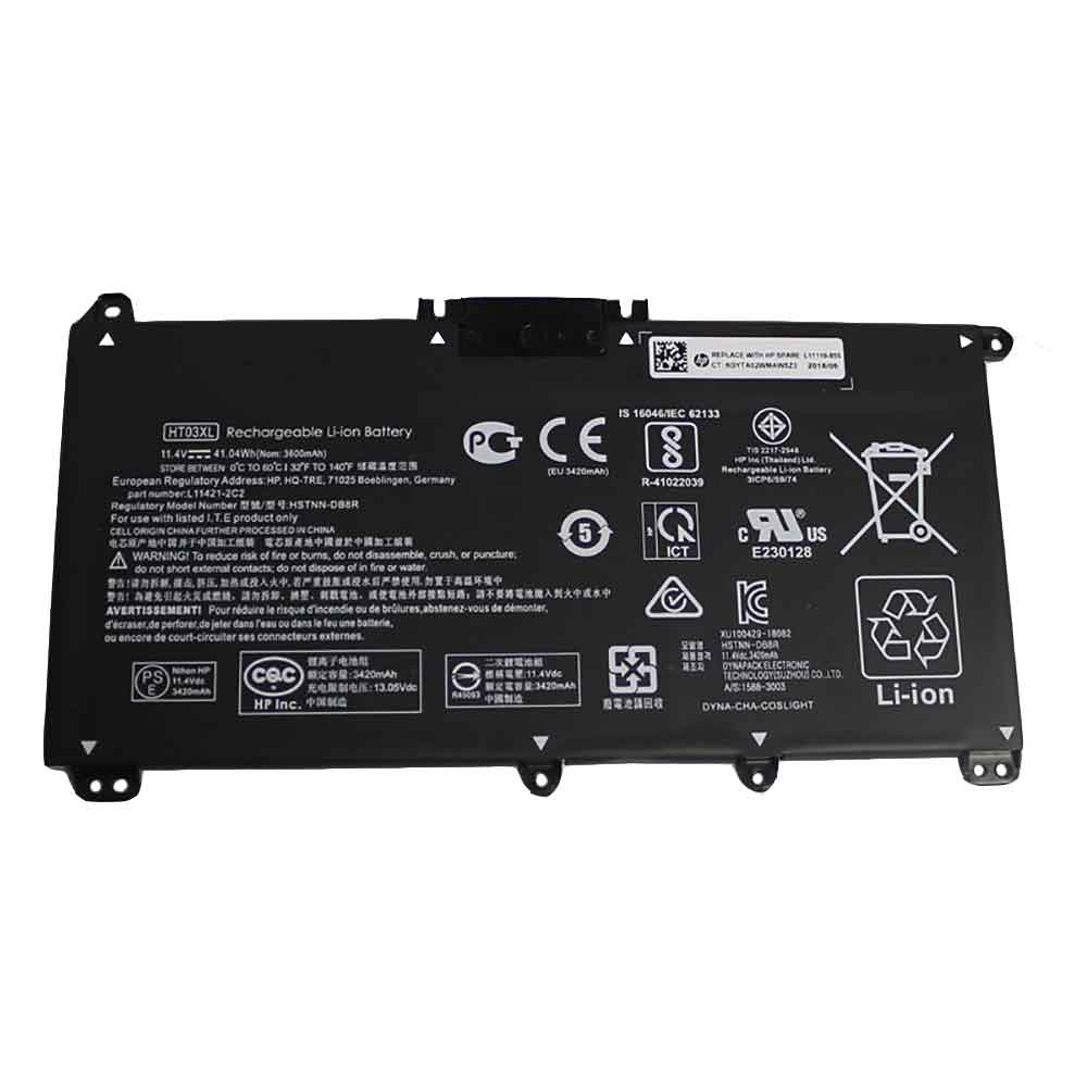 HT03XL pc batteria